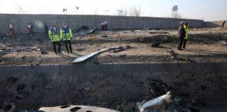 Συντριβή Boeing: Επιμένει για τα μαύρα κουτιά η Ουκρανία
