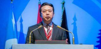 Κίνα: Σε 13 χρόνια κάθειρξη καταδικάστηκε ο πρώην επικεφαλής της Interpol