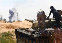 Λιβύη: Απομακρύνονται οι Ρώσοι μισθοφόροι από την Τρίπολη