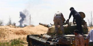 Λιβύη: Παραβιάστηκε η κατάπαυση του πυρός