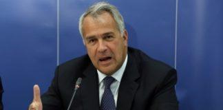 Μάκης Βορίδης: Βασικός στόχος η αντιμετώπιση της απάτης στα τρόφιμα