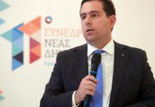 Ν. Μηταράκης: Η μείωση των ροών μεταναστών προς τα νησιά προτεραιότητα