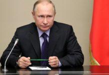 Ο Πούτιν «δεν σκέφτεται τίποτα» όσον αφορά την μετονομασία του αξιώματος του προέδρου σε «Ανώτατος άρχων»