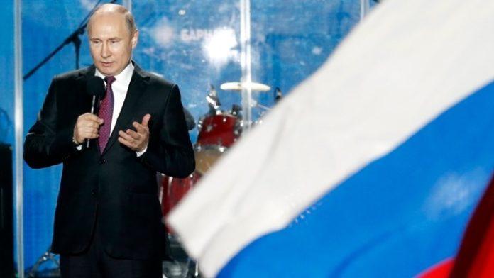 Ο πρόεδρος Πούτιν παρακολούθησε δοκιμαστική εκτόξευση υπερηχητικού πυραύλου κοντά στην Κριμαία