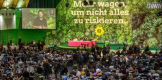 Oι Πράσινοι γίνονται 40 ετών: Oι αντιεξουσιαστές που διεκδικούν την καγκελαρία