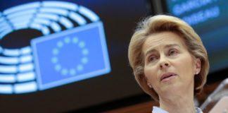 Ούρσουλα φον ντερ Λάιεν στους Βρετανούς ευρωβουλευτές: Θα μας λείψετε