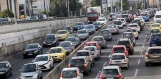 Πάνω από το 70% των ρύπων οξειδίου του αζώτου στην Αθήνα προέρχονται από τα οχήματα
