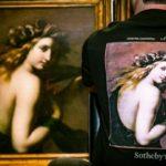Πίνακες παλιών μετρ σε καθημερινά συνολάκια, από Sotheby's