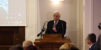 Πρ. Παυλόπουλος: Θεσμικώς δίκαιος και ηθικώς επιβεβλημένος ο αγώνας υπέρ του επαναπατρισμού των Γλυπτών του Παρθενώνα