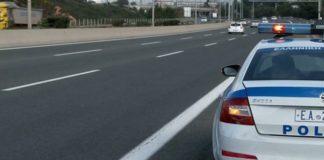Προσωρινές κυκλοφοριακές ρυθμίσεις  από αύριο στην E.O. Αθηνών - Θεσσαλονίκης στην Πιερία