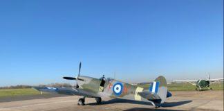 """Πρόταση για δημιουργία  """"Μονάδας Ιστορικών Αεροσκαφών"""