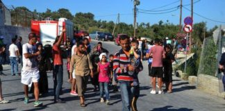 Ψήφισμα του δημοτικού συμβουλίου του δήμου Σουφλίου για τις ροές μεταναστών-προσφύγων