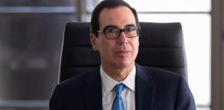 Σ. Μνούτσιν: Αισιόδοξος για το ενδεχόμενο μιας εμπορικής συμφωνίας μεταξύ ΗΠΑ-Βρετανίας
