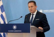 Στ. Πέτσας: Οικονομία και γεωπολιτική οι δύο βασικές προκλήσεις της χώρας