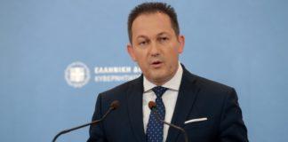 Στ. Πέτσας για επιθέσεις σε γραφεία βουλευτών: Η βία δεν έχει θέση στη Δημοκρατία