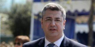 Συγγνώμη «για την ατυχέστατη και λάθος αναφορά προς τις εργαζόμενες της περιφέρειας Κ.Μακεδονίας» ζήτησε ο Απ.Τζιτζικώστας