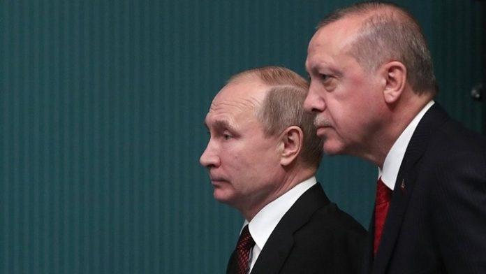 Συλλυπητήρια Πούτιν στον Ερντογάν για τις μεγάλες καταστροφές που προκάλεσε η ισχυρή σεισμική δόνηση