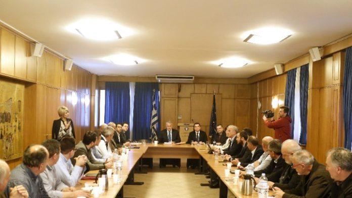 Συμφωνία για την ίδρυση Διεπαγγελματικής Οργάνωσης για τη Φέτα