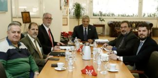 Συνάντηση Γ. Πατούλη με την ΠΟΕΟ. Αντικείμενο η ενίσχυση της κατάρτισης των νέων οδηγών και ο εκσυγχρονισμός των υποδομών εξέτασης