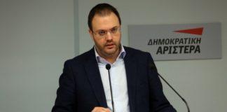 Θ. Θεοχαρόπουλος: Η διαδικασία ανασυγκρότησης και μετασχηματισμού ή θα είναι συμμετοχική ή δεν θα υπάρξει