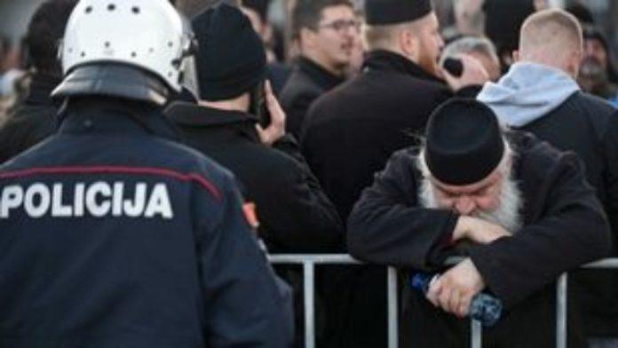 Το εκκλησιαστικό ζήτημα δυσχεραίνει τις σχέσεις ανάμεσα στη Σερβία και το Μαυροβούνιο