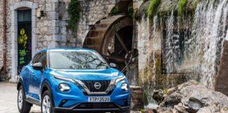 Το τεχνολογικό υπόβαθρο του νέου Nissan Juke