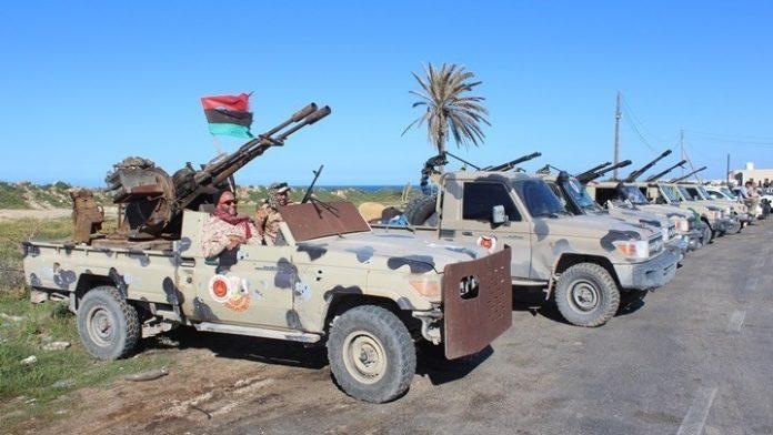Λιβύη: Κατάπαυση πυρός ανακοίνωσε ο Χαφτάρ