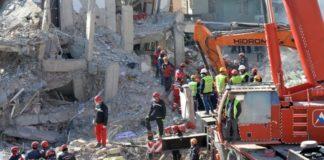 Τουρκία: Στους 38 οι νεκροί από τον σεισμό, η επιχείρηση διάσωσης οδεύει προς το τέλος της