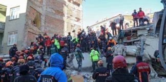 Τουρκία-σεισμός: 22 νεκροί και 1.130 τραυματίες