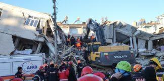 Τουρκία-σεισμός: Τουλάχιστον 21 νεκροί, τους 1.030 έφθασαν οι τραυματίες