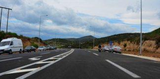 Τρεις οδικοί κόμβοι θα κατασκευαστούν στην επαρχιακή οδό Θεσσαλονίκης-Μηχανιώνας