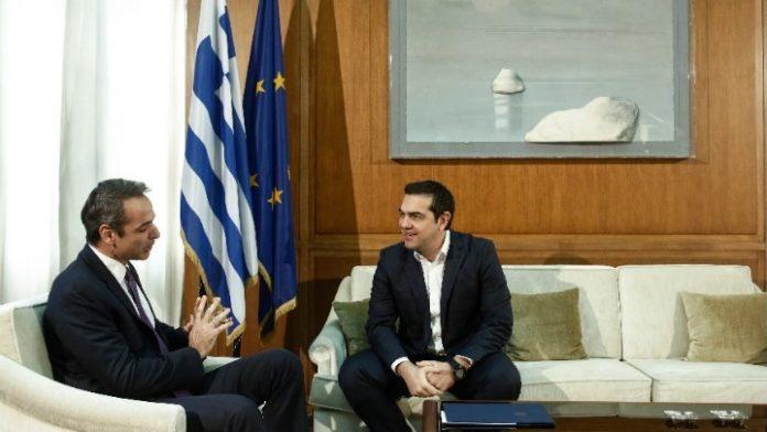 Τσίπρας στον πρωθυπουργό: Την αναστολή της ψήφισης του νομοσχεδίου για την αναβάθμιση της αμυντικής συνεργασίας μας με τις ΗΠΑ