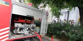 Υπό πλήρη έλεγχο η φωτιά σε διαμέρισμα στην Πυλαία