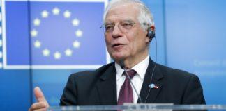 Ζ. Μπορέλ: Στεκόμαστε στο πλευρό της Ελλάδας - Παράνομη και απαράδεκτη η συμφωνία της Τουρκίας με την κυβέρνηση της Λιβύης