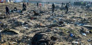 Παραδοχή Ιράν για την κατάρριψη του ουκρανικού σκάφους