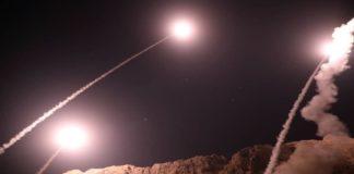Το Ιράν βομβαρδίζει τις βάσεις των ΗΠΑ στο Ιράκ (vd)
