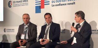 Καράογλου από Παρίσι: «Η κατάλληλη στιγμή να επενδύσετε σε Μακεδονία και Θράκη»
