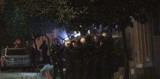 Βίντεο από την επιχείρηση της ΕΛ.ΑΣ. στο Κουκάκι