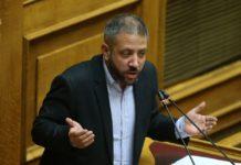 Μεϊκόπουλος: «Έτρεξα με τα πόδια στη Βουλή, αλλά…»