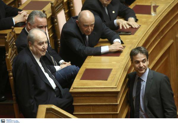 Κυριάκος όπως λέμε Κωνσταντίνος Μητσοτάκης!