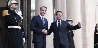 Το «ταμείο» των επαφών Μητσοτάκη στο Παρίσι