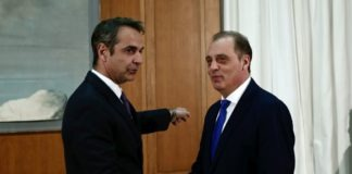 Βελόπουλος σε Μητσοτάκη: «Η κατάσταση σηκώνει τσιγάρο»