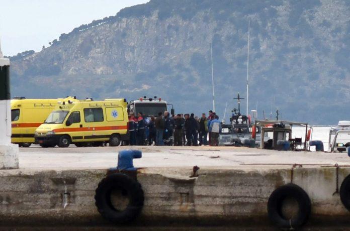 Παξοί: Αγνοούνται 50 άτομα - 12 οι νεκροί