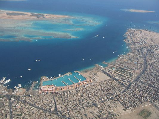 Το κοσμοπολίτικο Σαρμ ελ Σέιχ της Αιγύπτου