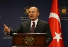 """Τσαβούσογλου: """"Η Τουρκία δεν θα συμμορφωθεί με τις κυρώσεις της ΕΕ"""""""
