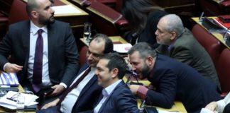 Εσωτερικούς εχθρούς βλέπουν στο ΣΥΡΙΖΑ
