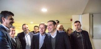 Συνεδριάζει η Πολιτική Γραμματεία ΣΥΡΙΖΑ
