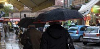 Καιρός: Πτώση της θερμοκρασίας και βροχές σήμερα