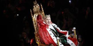 Φιούρι: «Ο βασιλιάς επέστρεψε στο θρόνο του»