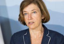 Φλοράνς Παρλί: Η Γαλλία στο πλευρό της Ελλάδας σε Αιγαίο και Ανατολική Μεσόγειο